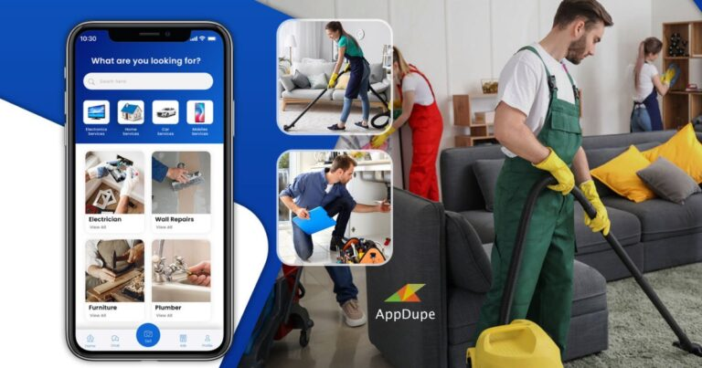 How To Develop An On-demand Home Services App Like Handy?